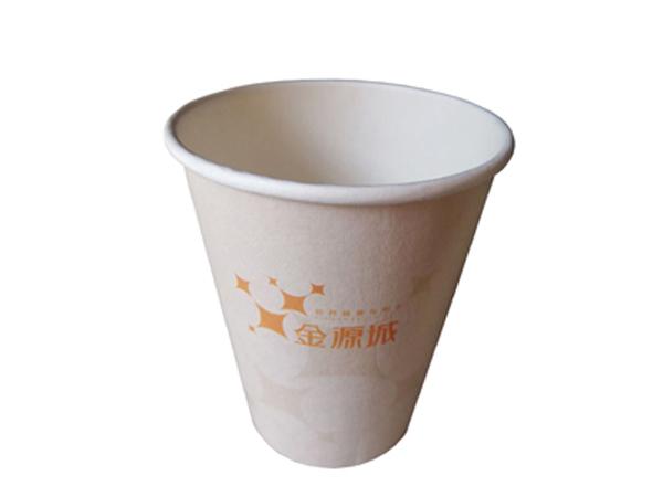 金源城广告纸杯